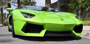 2015 Lamborghini Aventador Roadster  84