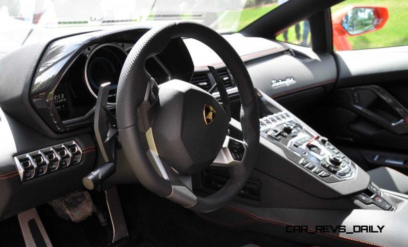 2015 Lamborghini Aventador Roadster 95
