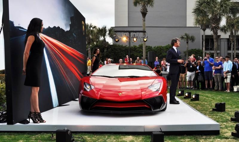 2015 Lamborghini Aventador SV USA Reveal 10