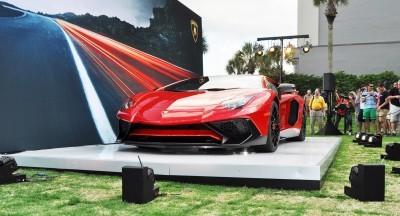 2015 Lamborghini Aventador SV USA Reveal 17