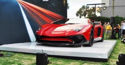 2015 Lamborghini Aventador SV USA Reveal 18