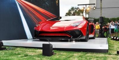 2015 Lamborghini Aventador SV USA Reveal 19