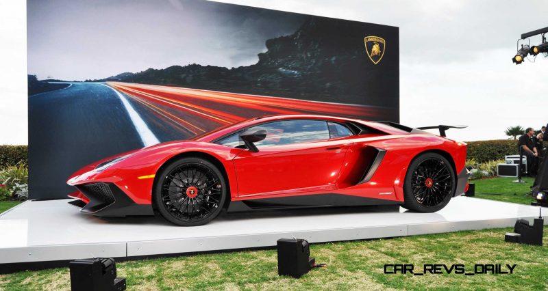 2015 Lamborghini Aventador SV USA Reveal 21