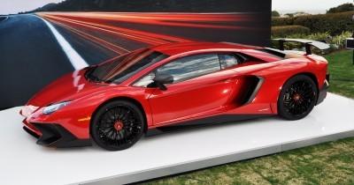 2015 Lamborghini Aventador SV USA Reveal 23