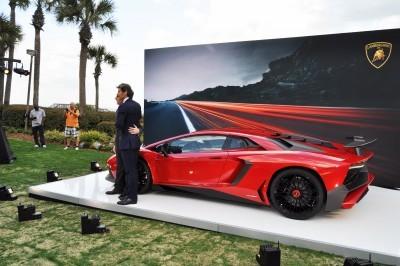 2015 Lamborghini Aventador SV USA Reveal 28