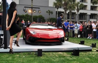 2015 Lamborghini Aventador SV USA Reveal 3