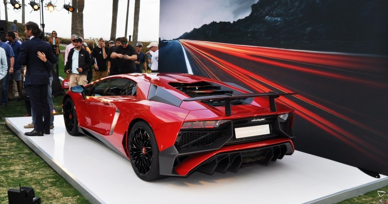 2015 Lamborghini Aventador SV USA Reveal 34