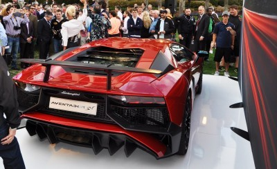 2015 Lamborghini Aventador SV USA Reveal 35