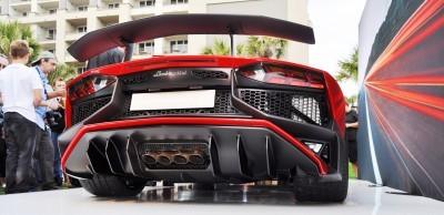 2015 Lamborghini Aventador SV USA Reveal 40
