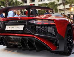 2015 Lamborghini Aventador LP 750-4 SuperVeloce Makes USA Debut in Amelia Island