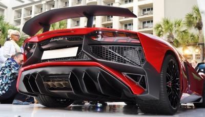 2015 Lamborghini Aventador SV USA Reveal 42