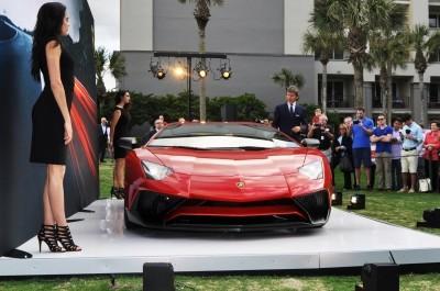 2015 Lamborghini Aventador SV USA Reveal 5