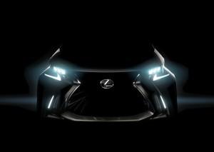 2015 Lexus LF-SA Concept  1