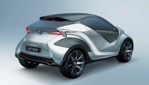 2015 Lexus LF-SA Concept 10