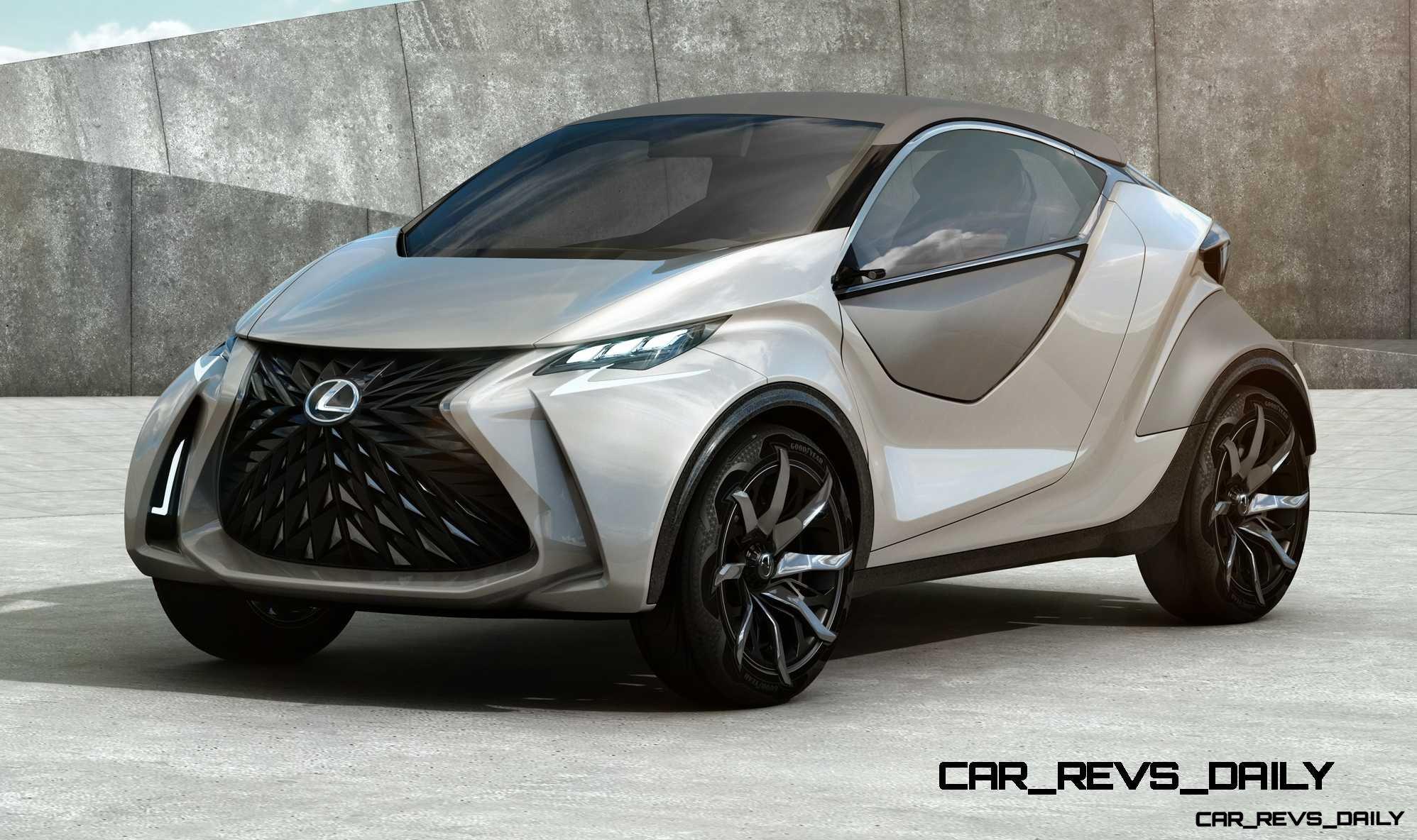 2015 Lexus LF-SA Concept  14