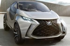 2015 Lexus LF-SA Concept 16