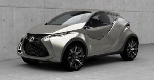 2015 Lexus LF-SA Concept 17