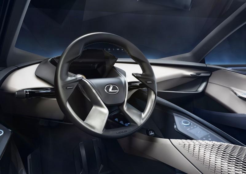 2015 Lexus LF-SA Concept 20