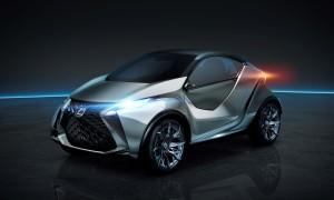 2015 Lexus LF-SA Concept 3
