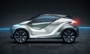 2015 Lexus LF-SA Concept  4