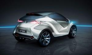 2015 Lexus LF-SA Concept  5