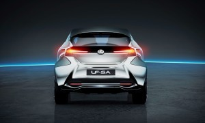 2015 Lexus LF-SA Concept 6