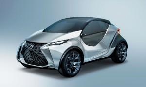 2015 Lexus LF-SA Concept  8