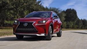 2015 Lexus NX200t F Sport Review 10