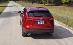 2015 Lexus NX200t F Sport Review 33