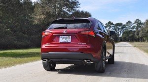 2015 Lexus NX200t F Sport Review 42