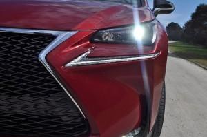 2015 Lexus NX200t F Sport Review 54