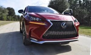 2015 Lexus NX200t F Sport Review 69