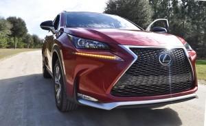 2015 Lexus NX200t F Sport Review 70