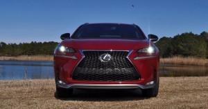 2015 Lexus NX200t F Sport Review 87