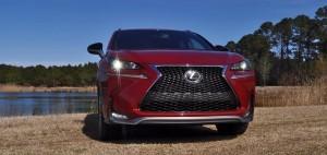 2015 Lexus NX200t F Sport Review 89