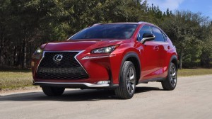 2015 Lexus NX200t F Sport Review 9
