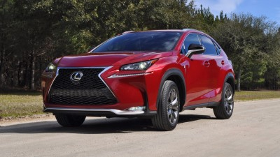 2015 Lexus NX200t F Sport Review 9