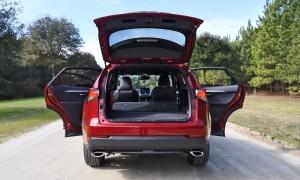2015 Lexus NX200t Interior 11