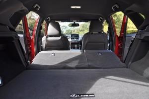 2015 Lexus NX200t Interior 15