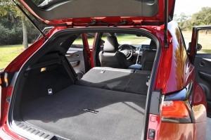 2015 Lexus NX200t Interior 17