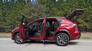 2015 Lexus NX200t Interior 19