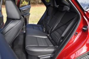 2015 Lexus NX200t Interior 21