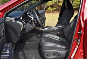 2015 Lexus NX200t Interior 24