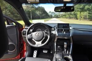 2015 Lexus NX200t Interior 3