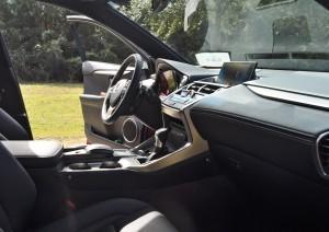 2015 Lexus NX200t Interior 9