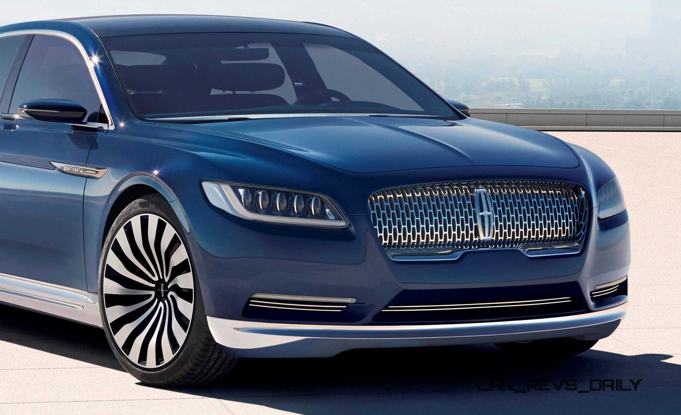 Lincoln Continental New York Auto Show 2015. lincoln ...