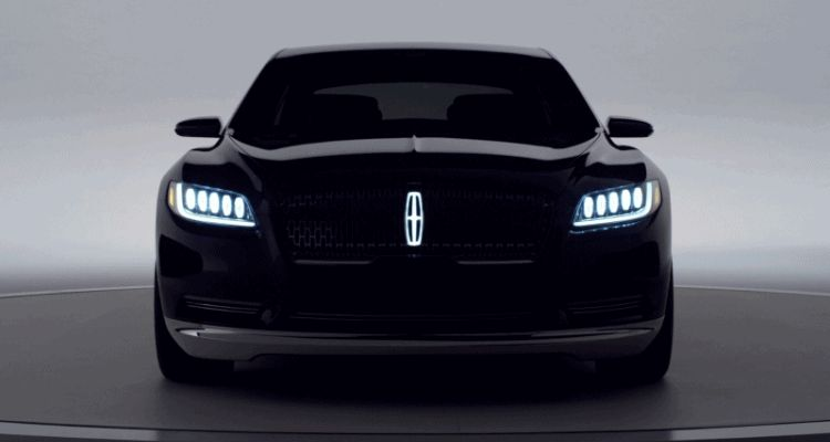 2015 Lincoln Continental Concept 2