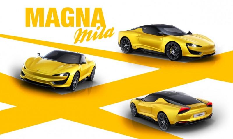 2015 Magna Steyr MILA Plus 12