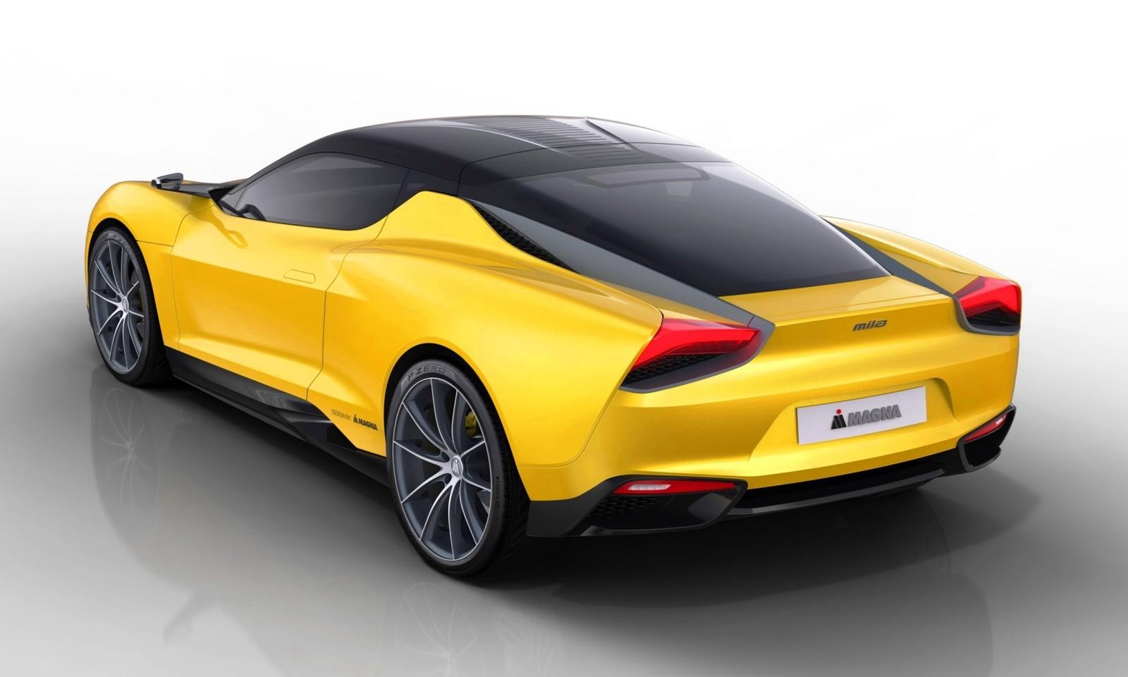 2015 Magna Steyr MILA Plus 2