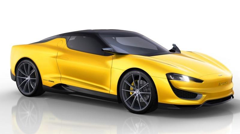 2015 Magna Steyr MILA Plus 3